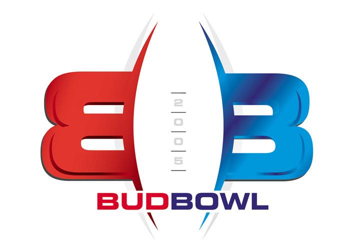 Bud Bowl Logo Concept